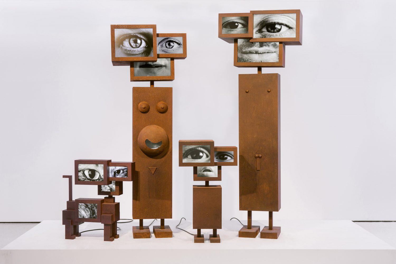 A Family Portrait Charlotte Colbert Screen Sculpture 2mb