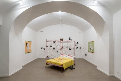 The Art Bed, sleep and Fairy Tales